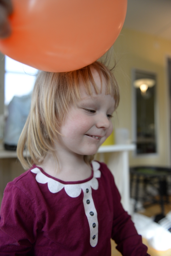 De magiska ballongerna